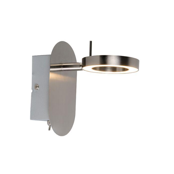 Wandlamp-Hoop-1-staal