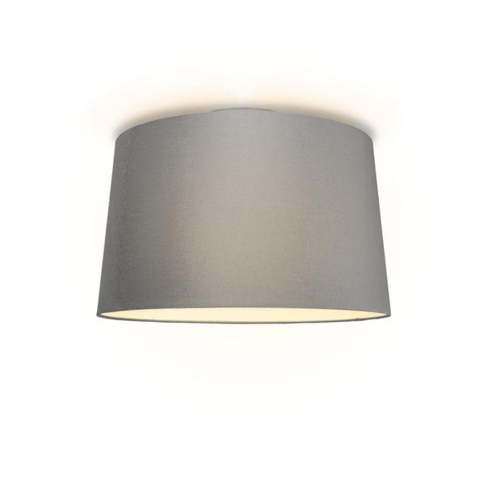 Plafonniere-Ton-rond-50-grijs