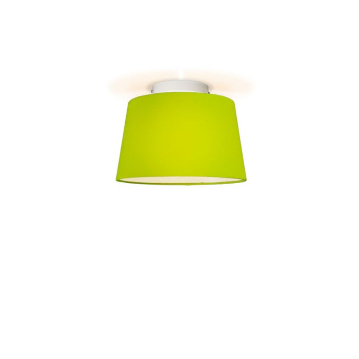 Plafonniere-Ton-rond-30-groen