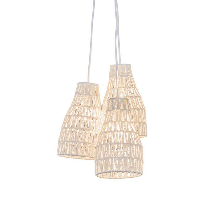 Retro-hanglamp-wit-50-cm---Lina-3