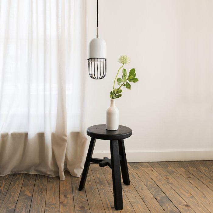 Hanglamp-Porcelana-2-zwart