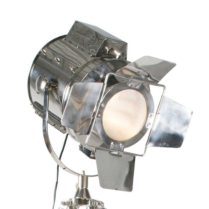Spot-chroom-voor-vloerlamp---Studio
