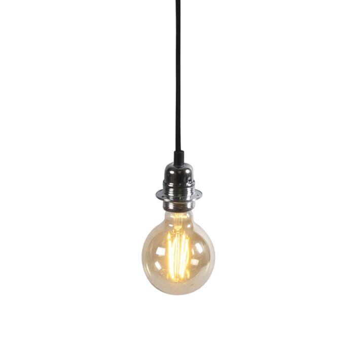 Moderne-hanglamp-chroom---Cava-1