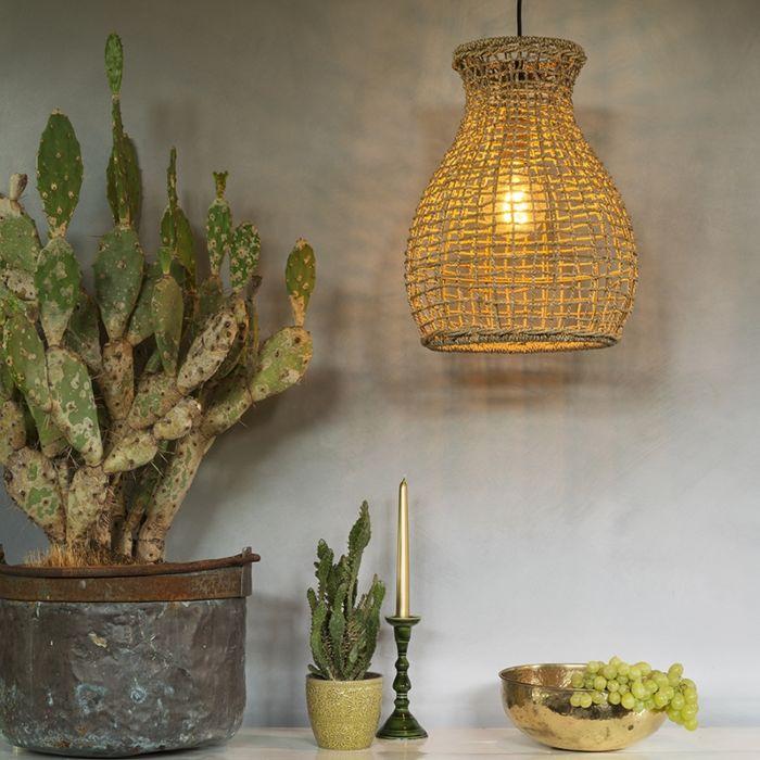 Hanglamp-Grass-naturel