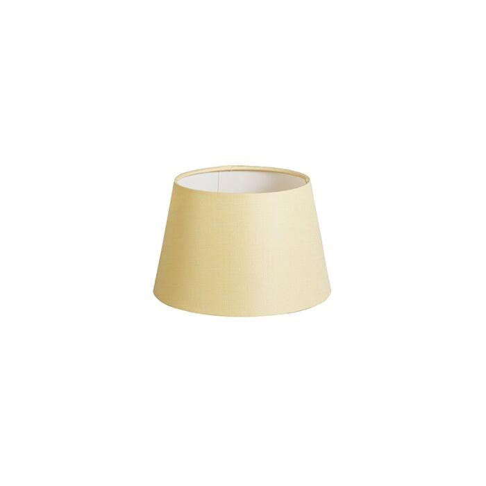 Kap-20cm-rond-DS-E27-linnen-creme