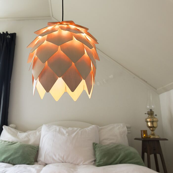Hanglamp-Pineco-hout