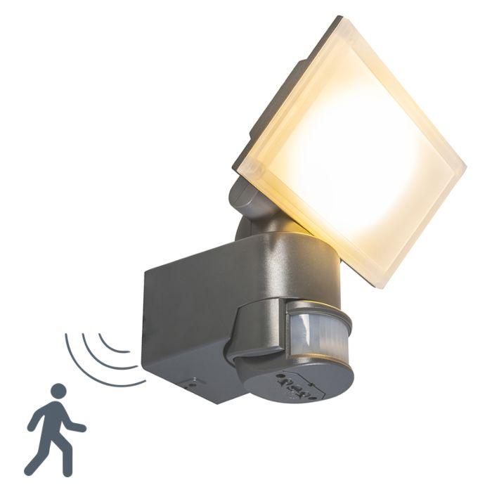 LED-straler-donkergrijs---Suspense