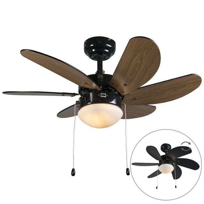 Plafondventilator-zwart---Fresh-3