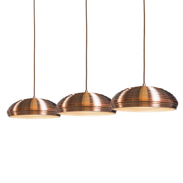 Hanglamp-Dish-3-koper