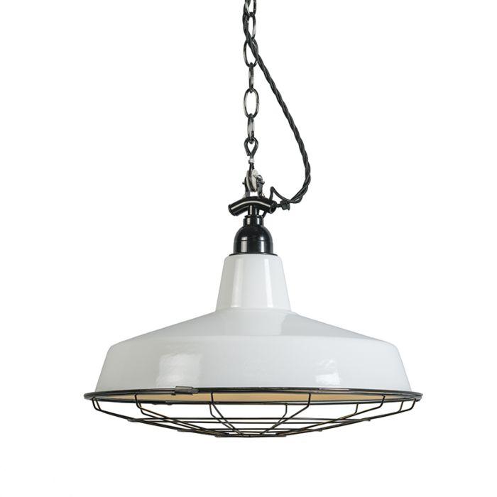 Hanglamp-Loek-wit