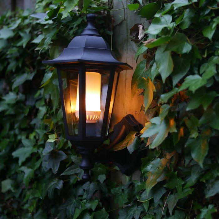 Buitenwandlamp-zwart-verstelbaar---New-Haven