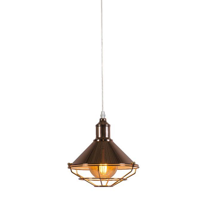 Hanglamp-Toll-koper