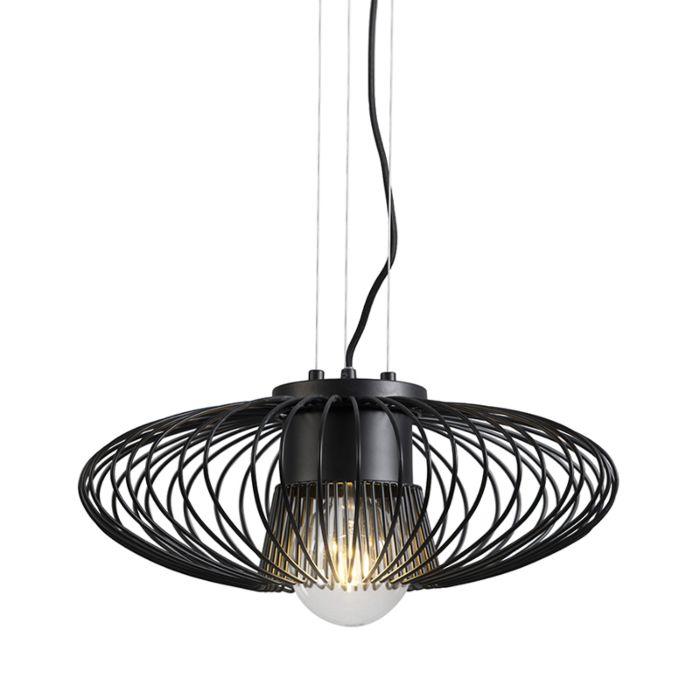 Hanglamp-Bozzo-zwart