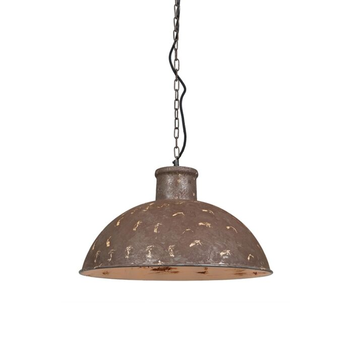 Vintage-hanglamp-bruin---Raider