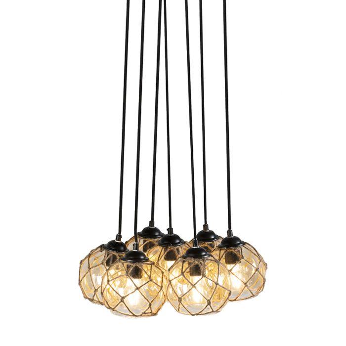 Hanglamp-Colorato-7-zwart