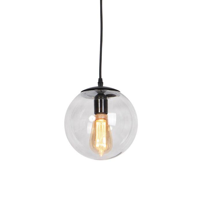 Moderne-hanglamp-grijs-20-cm---Pallon-