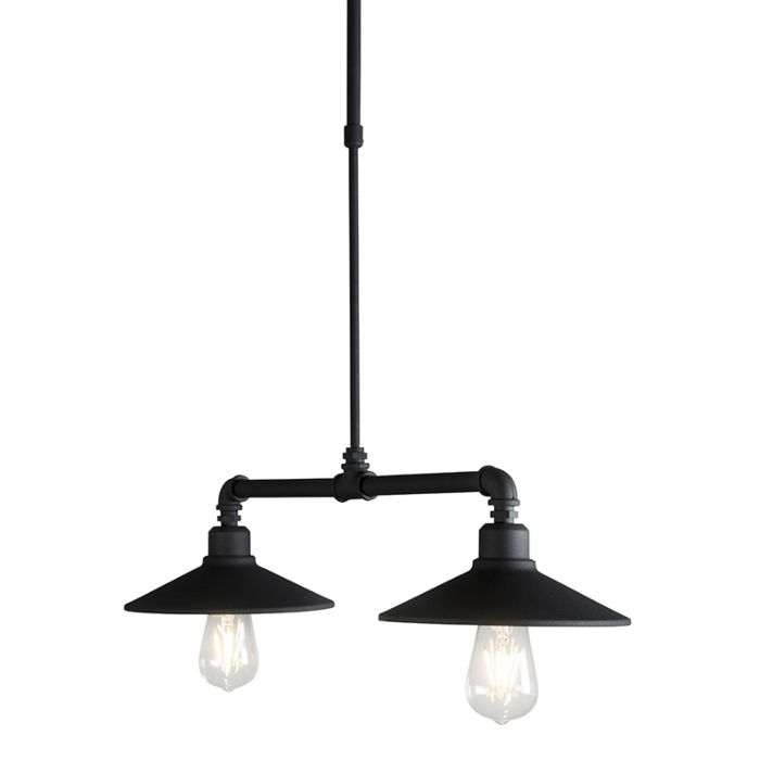 Hanglamp-2-Laser-zwart