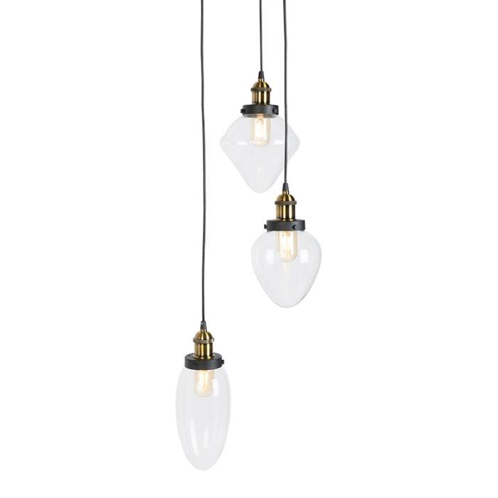 Hanglamp-Mescolare-3-zwart