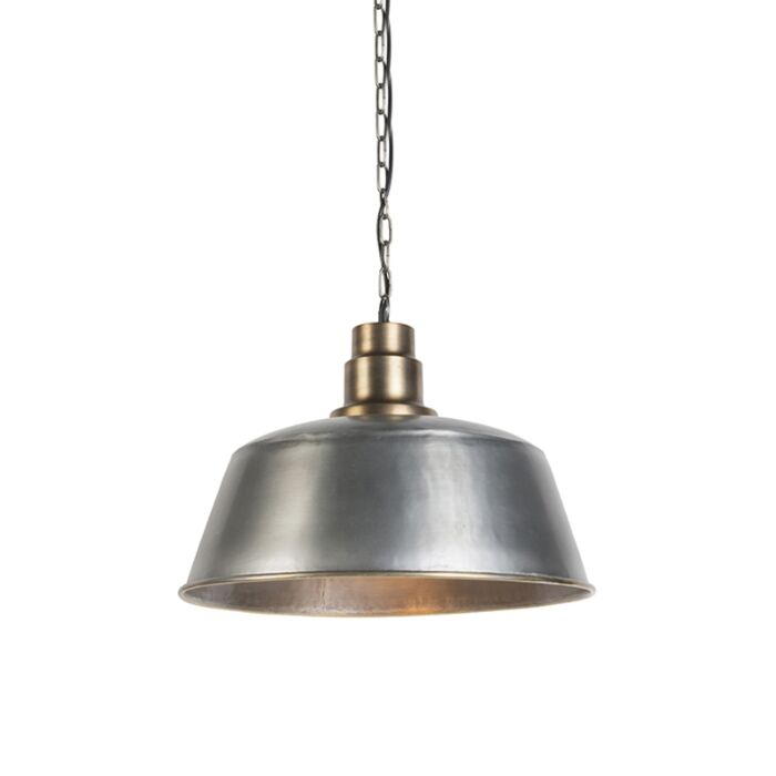 Hanglamp-Kanan-blank-staal