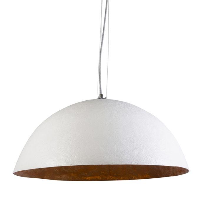 Hanglamp-Magna-70-wit---goud