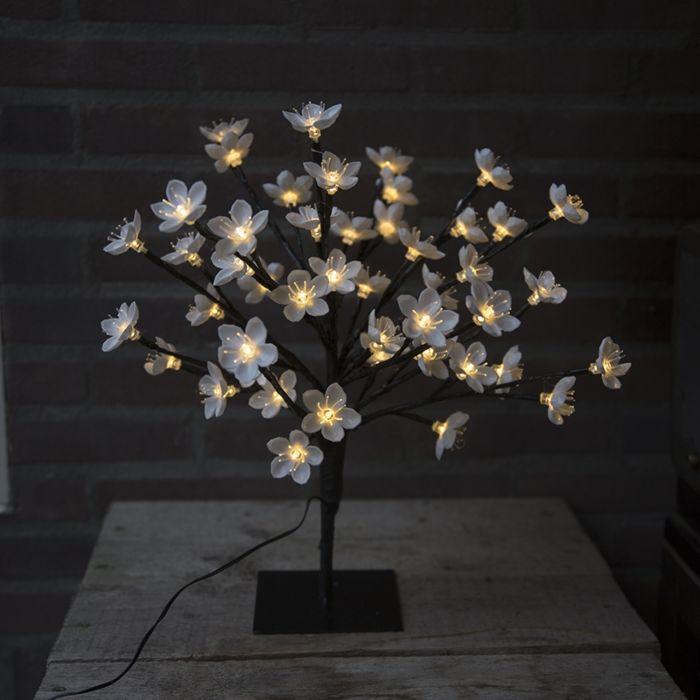 Buitenverlichting-Bloesem-LED-warm-wit-0,45-meter