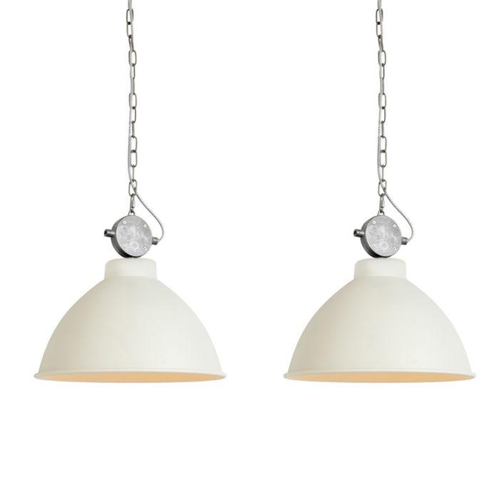 Set-van-2-landelijke-hanglampen-wit---Anterio-38