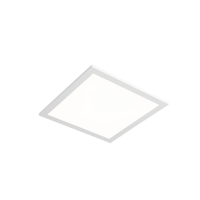 Vierkante-plafondlamp-wit-30x30cm-17W-LED---Orch