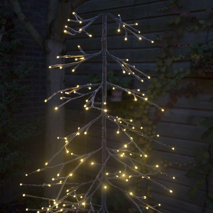 Kerstverlichting-dennenboom-Snow-LED-warm-wit-1,65-meter