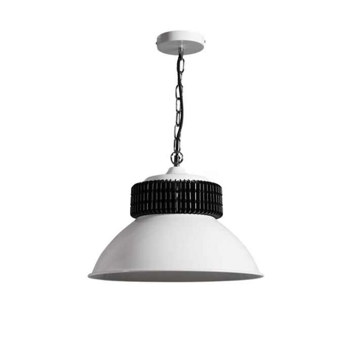 Industriele-hanglamp-wit---Gearbox