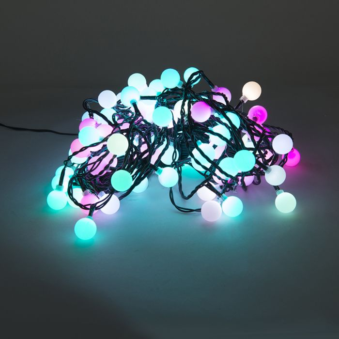 Gekleurde-feestverlichting-mini-100-LED's-10-meter