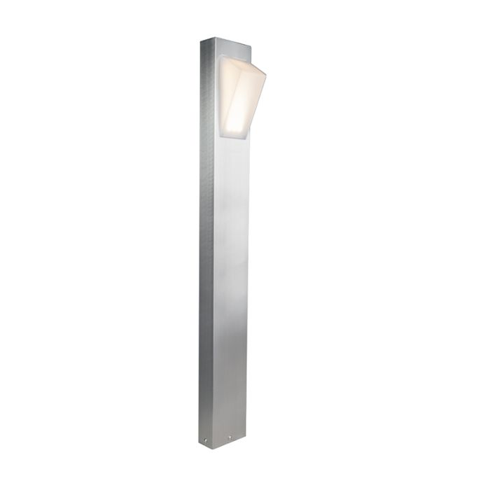 Moderne-buitenlamp-staal-80cm-incl.-LED---Tori