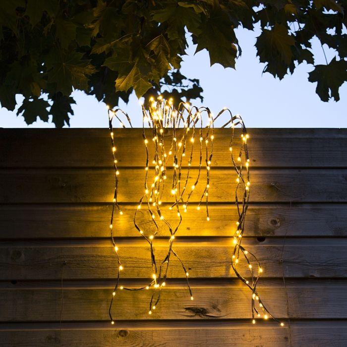 Kerstverlichting-Treurwilg-LED-warm-wit-1-meter