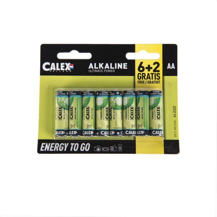 8-Pack-AA-batterijen---Penlite-Alkaline-Longlife