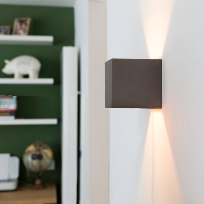 Industriële-wandlamp-beton---Box