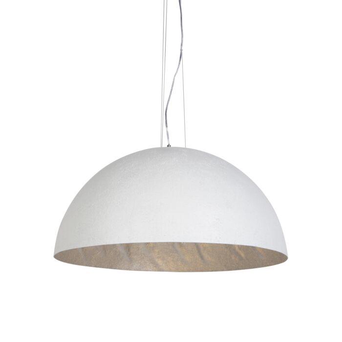 Moderne-hanglamp-wit-70-cm---Magna-