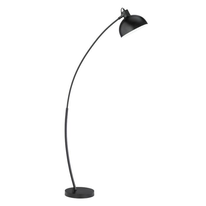 Scandinavische-booglamp-zwart---Recife