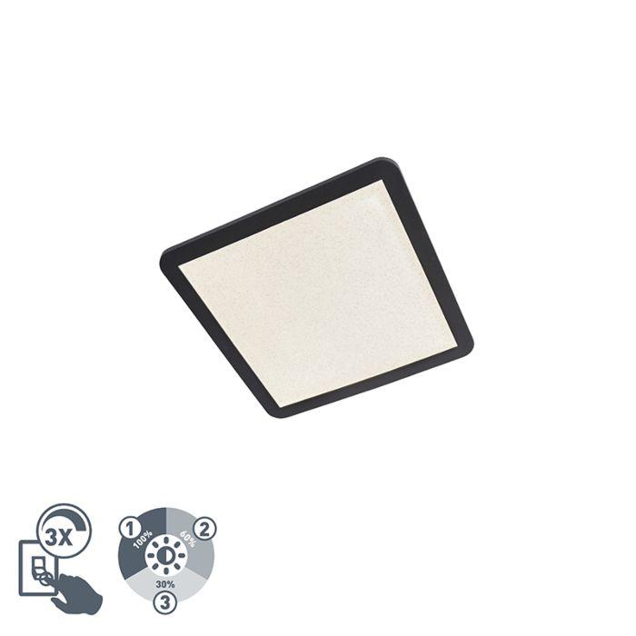 Plafondlamp-IP44-3-staps-dimbaar-incl.-LED-40-cm---Steve