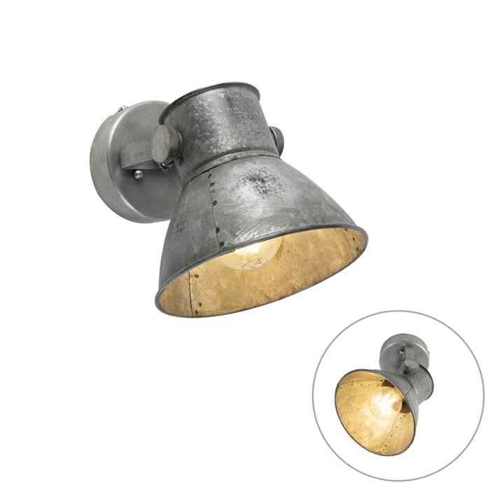 Industriële-wandlamp-grijs---Samia