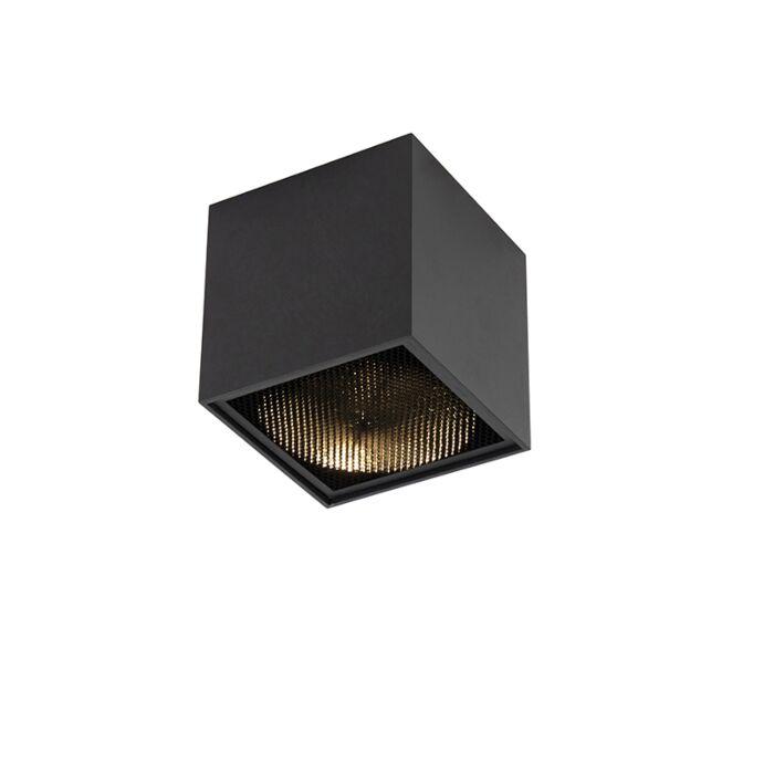 Design-spot-zwart---Box-Honey