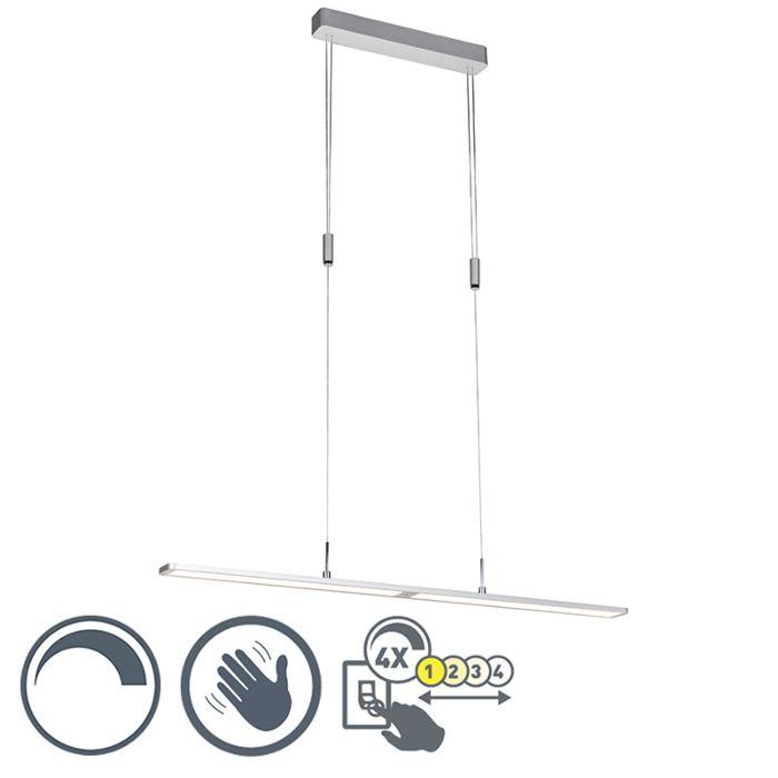 Moderne-hanglamp-aluminium-dim-to-warm-met-touchdimmer---Alta
