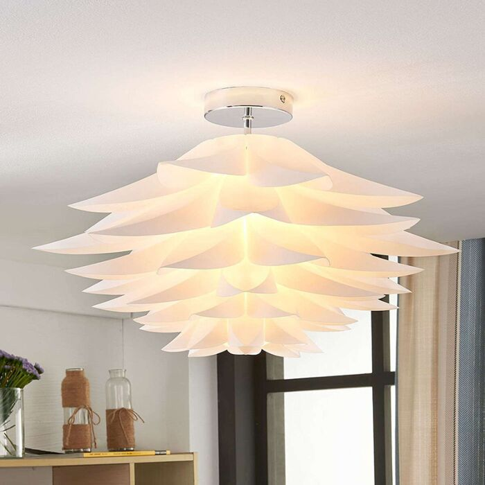 Design-plafondlamp-wit-50-cm---Rimon
