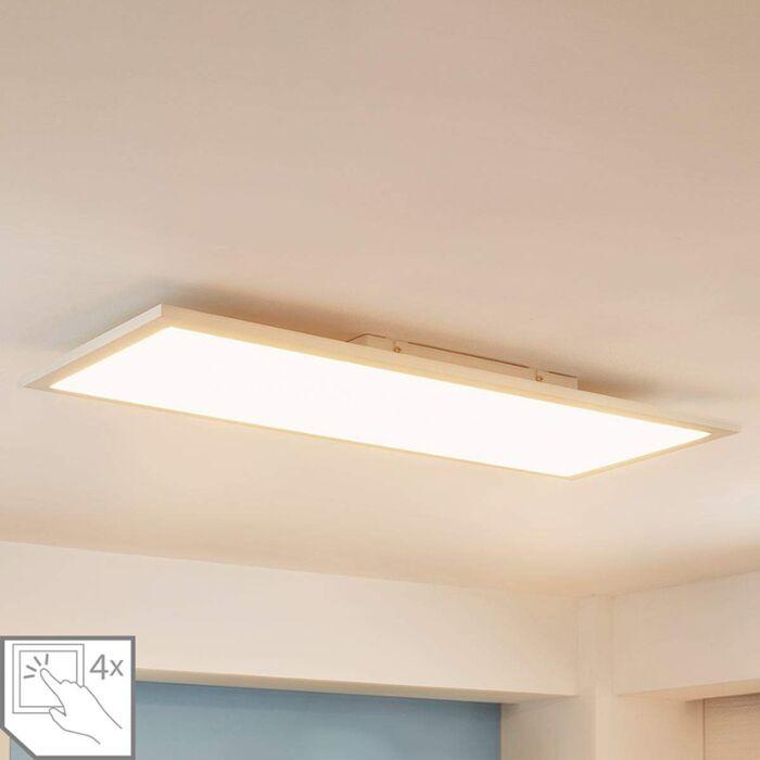 Modern-LED-paneel-incl.-LED-dimbaar-80-cm---Enja