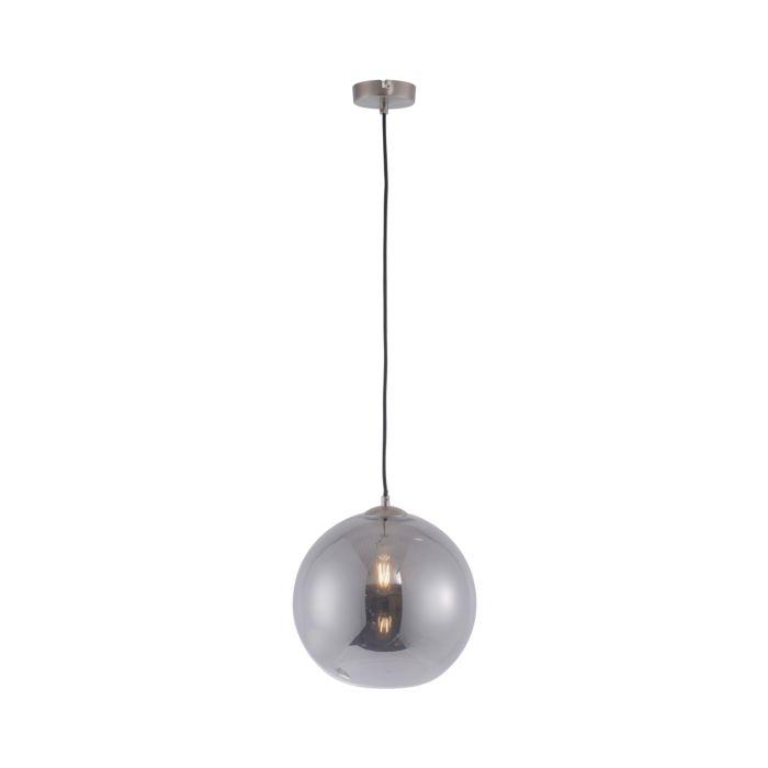 Art-deco-hanglamp-staal-met-smoke-glas-30-cm---Pallot
