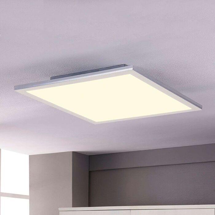 Strakke-plafondlamp-62-cm-incl.-LED---Liv