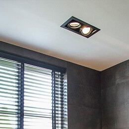 Lampenlicht - Montage instructies inbouwspots