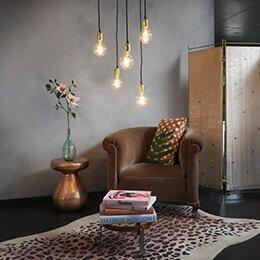 Lampenlicht - Montage instructies plafondplaat