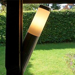 Lampenlicht - Montage instructies solar tuinverlichting