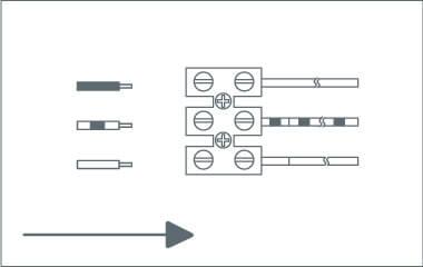Montage instructies - hanglamp - elektriciteit aansluiten