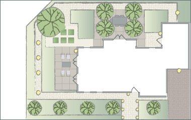 Tuinverlichting aanleggen maak een lichtplan