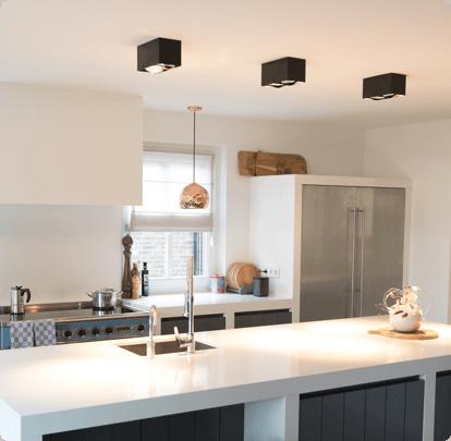 Verbazingwekkend Tips voor jouw keukenverlichting | Lampenlicht KN-81